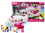 Hello Kitty Airlines Playset Includes