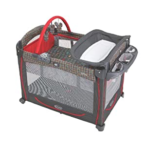 Graco Element Pack 'N Play Playard with Bassinet