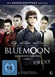 DVD Cover 'Blue Moon - Als Werwolf geboren (Uncut Edition)