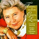 R�cital Christa Ludwig - Farewell To Salzburg