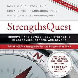 StrengthsQuest Audiobook