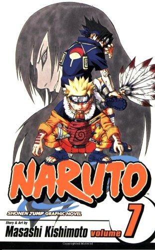 NARUTO -ナルト- コミック7巻 (英語版)