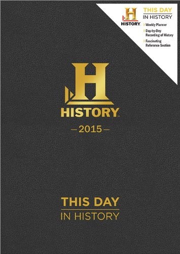 2015 History: This Day in History Planner