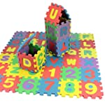 Jessie&Letty 66*66cm Soft Foam Puzzle...