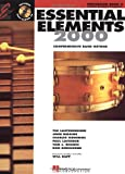 Essential Elements 2000: Comprehensive Band Method Book 2 (Percussion, Book 2)