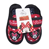 GIRLS SLIPPERS DISNEY MINNIE MOUSE