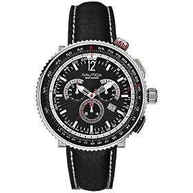 Nautica Men's Ocean 50 Chronograph Watch #N29512G