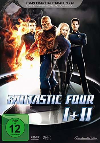 Fantastic Four I + II [2 DVDs]