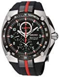 Seiko Men's SNAE07 Sportura Chronograph Watch thumbnail