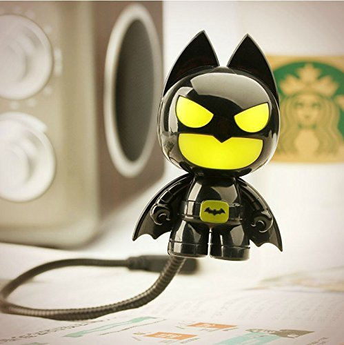 HOCN Batman Night Light Creative Light ,Best Christmas Gift for Kids