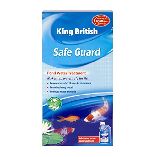 king-british-safe-guard-de-chlorinator-for-ponds-500ml-pack-of-4