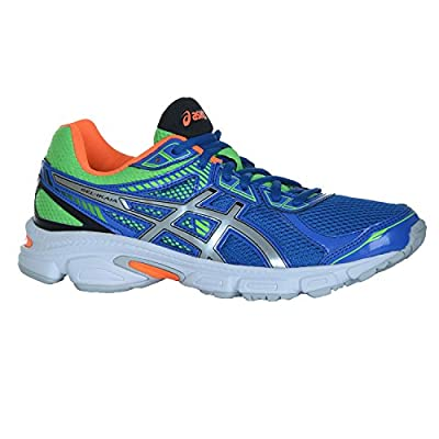 reputable site 7c394 26e1b Asics Gel Ikaia 5 Gs Kinder Laufschuhe Running Schuhe Blue/silver/flash  Orange C50rq-5993, Schuhgröße:39