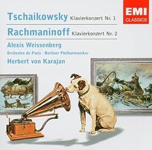 Tschaikowsky: Klavierkonzert Nr. 1, Rachmaninoff: Klavierkonzert Nr. 2