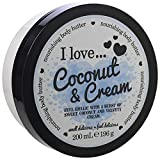 I love Coconut and Cream Nourishing Body Butter
