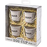 Eddingtons Cream Bucket Egg Cups