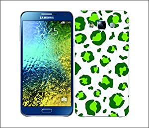 Galaxy Printed 2718 Saint Paddys Leopard Print Hard Cover for Samsung S3 NEO