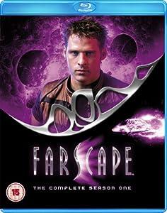 Farscape - The Complete Season 1 [Blu-ray] [Region Free] [Import anglais]