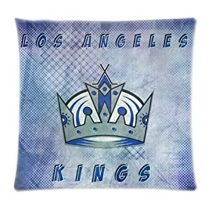 UK-Jewelry Luxury Los Angeles Kings Hd Wallpaper Bedding Set Two Size Comfort Cool Pillowcases 18x18 Inch from UK-Jewelry