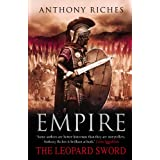 The Leopard Sword (Empire)by Anthony Riches