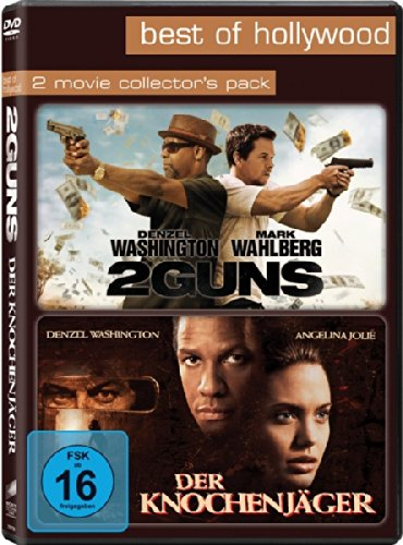 Best of Hollywood - 2 Movie Collector's Pack: 2 Guns / Der Knochenjäger [2 DVDs]