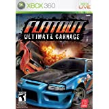 Flatout: Ultimate Carnage - Xbox 360 (Standard (DVD)) ~ Warner Bros