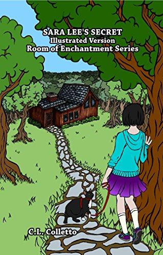 sara-lees-secret-room-of-enchantment-illustrated-version-english-edition