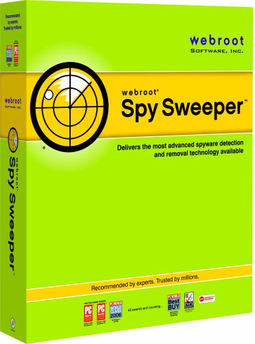 Spy Sweeper 2008, 1 User Edition (PC)