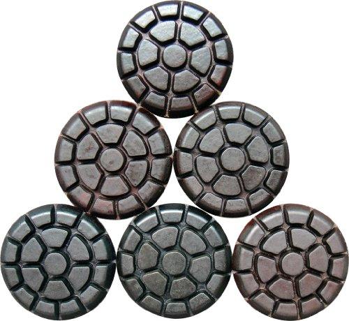 Granite Floor 3 Metal Bond Diamond Floor Polishing Pads