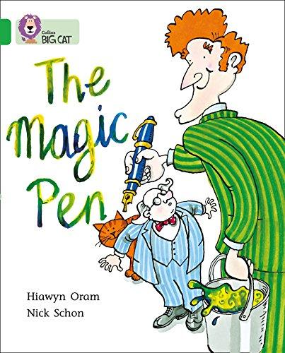 Collins Big Cat - The Magic Pen: Band 05/Green