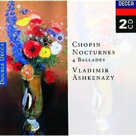 Chopin: Nocturnes; Four Ballades (2 CDs)