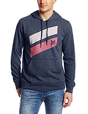 Hurley Men's Icon Slash Fleece Pullover