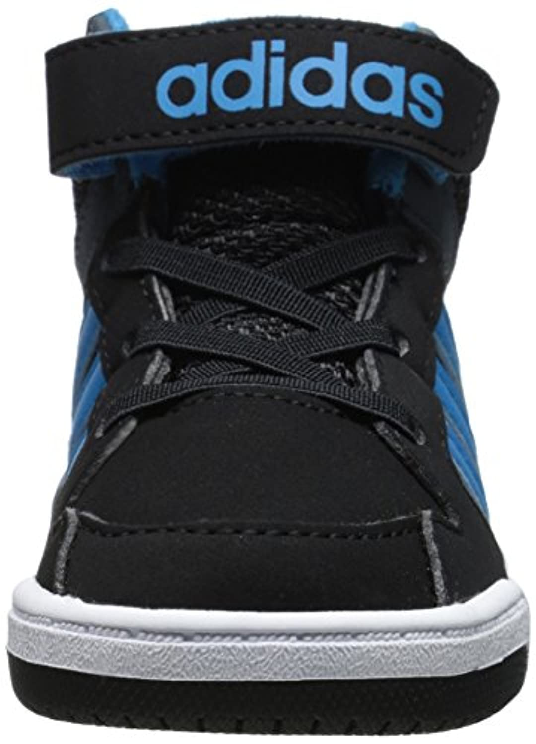 6fda9231d1983 adidas NEO BB9TIS Mid INF Shoe (Toddler), Black/Solar Blue/Bold Onix Grey,  5 M US Toddler | $89.95 - Buy today!
