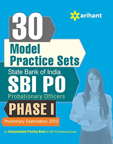 30 Practice Sets for SBI PO Phase-1 (E) Image