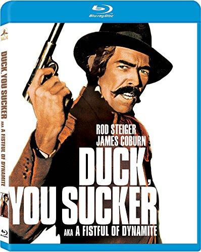 Duck You Sucker Aka a Fistful of Dynamite [Blu-ray] [Import]