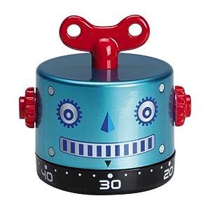 Eieruhr / Küchentimer ROBOT - Farbe nach Zufall