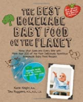The Best Homemade Baby Food on the Planet ebook download