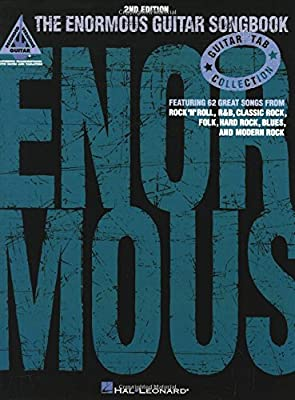 The Enormous Guitar Songbook (Guitar Tab Collection)
