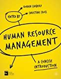 img - for Human Resource Management: A Concise Introduction book / textbook / text book