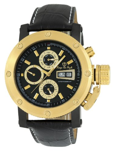 Hugo von Eyck Gents automatic watch Toliman HE303-222