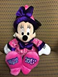 Disney Parks 2013 Sorcerer Minnie Mouse Plush Doll - Disney Parks Exclusive & Limited Availability