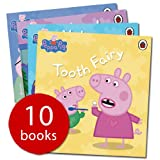 Peppa Pig Set - 10 Books Collection with bag (RRP: �49.90, 10 books)by Ladybird Books