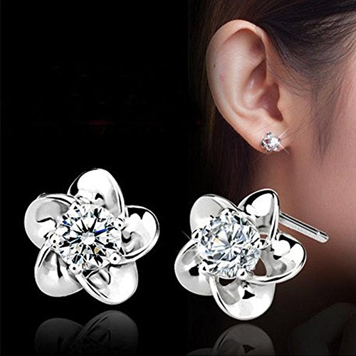zhuotop-fashion-sterling-silver-platinum-plated-crystal-flowers-ear-stud-earrings