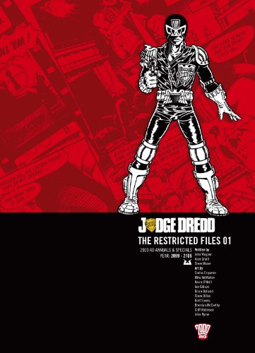 Judge Dredd Complete Case Files 00 Zero (2000ad Judge Dredd)
