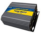 Voltec 10-00481 Power Inverter, 1500-Watt