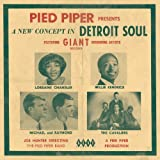 Various Artists Pied Piper Presents A New Concept In Detroit Soul