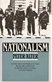 Nationalism (0713165197) by Peter Alter