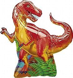 Dinosaur Party foil balloon