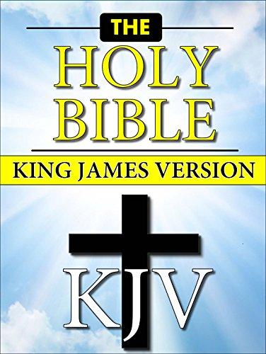 GOD - The Holy Bible: King James Version KJV (ILLUSTRATED) (English Edition)