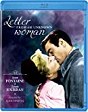 Letter From an Unknown Woman [Blu-ray]