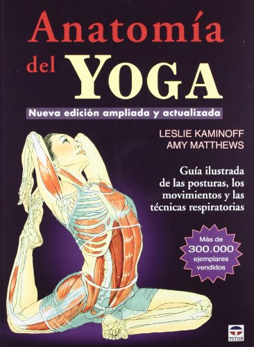 ANATOMIA DEL YOGA descarga pdf epub mobi fb2